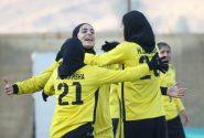 ویدئو : سپاهان ۲ وچان کردستان صفر | لیگ فوتبال بانوان