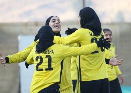 سپاهان اصفهان ۲ وچان کردستان ۰ | روز تاریک پریسا گراوندی