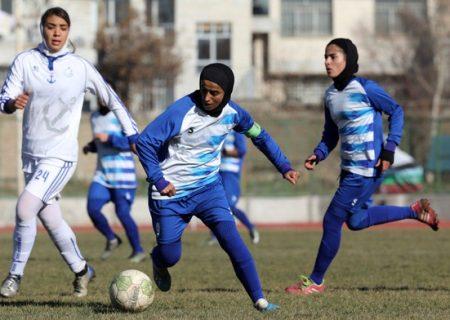 دختران البرز، همیاری را در ارومیه زمین گیر کردند
