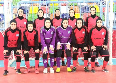 رهیاب تهران لیگ برتر فوتسال بانوان را با پیروزی آغاز کرد
