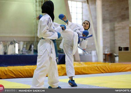 سارا بهمنیار به دیدار رده بندی کاراته وان لیسبون رسید