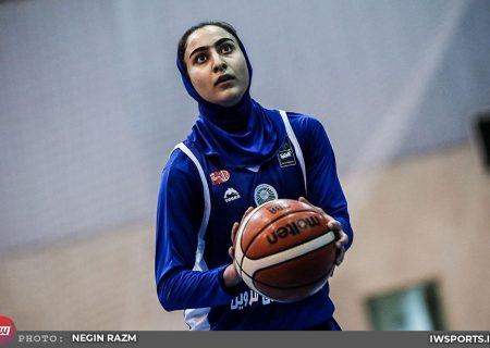 پیروزی قاطع شهرداری قزوین برابر سپهرداد | سربلندی بانوی آبی پوش