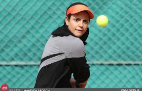 آغاز مسابقات انتخابی تیم ملی تنیس با پیروزی صفی و خانلو