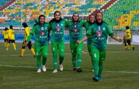 پیروزی ۶ گله ذوب آهن برابر همیاری با هت تریک نگین زندی