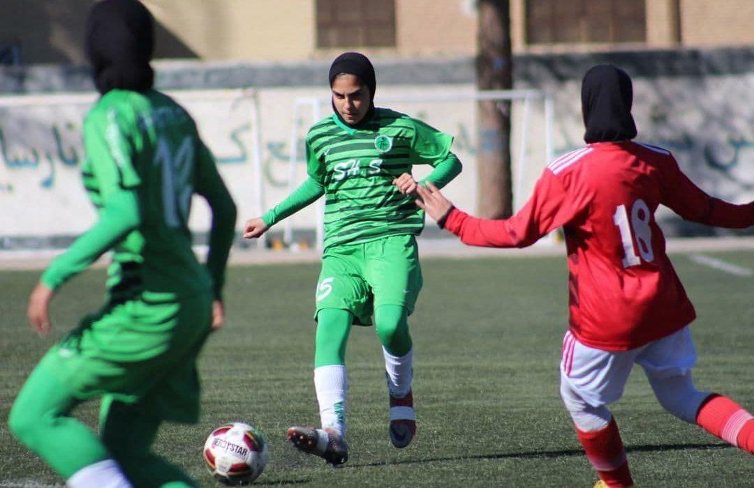 برد بزرگ بوشهریها در انزلی و توقف وچان در لیگ برتر فوتبال بانوان