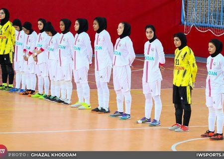 پیروزی دلچسب رودان در لیگ فوتسال بانوان با درخشش مریم حکمتی