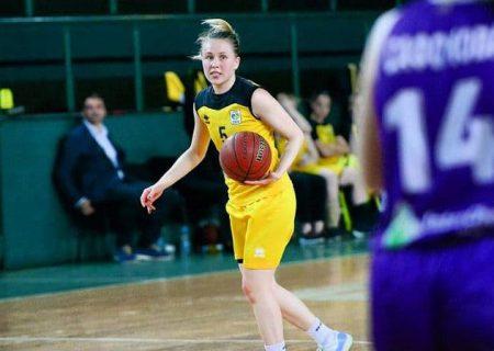 تیم بسکتبال گروه بهمن یک بازیکن اوکراینی به خدمت گرفت