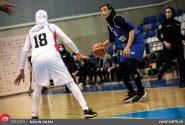 ویدئو پیش بازی گروه بهمن و نارسینا در لیگ برتر بسکتبال بانوان