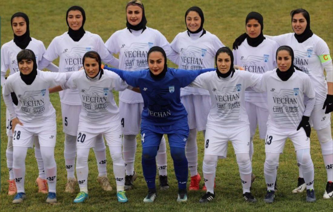 وچان کردستان فاتح جدال دارا و ندارها با ۱۷ گل در یک بازی