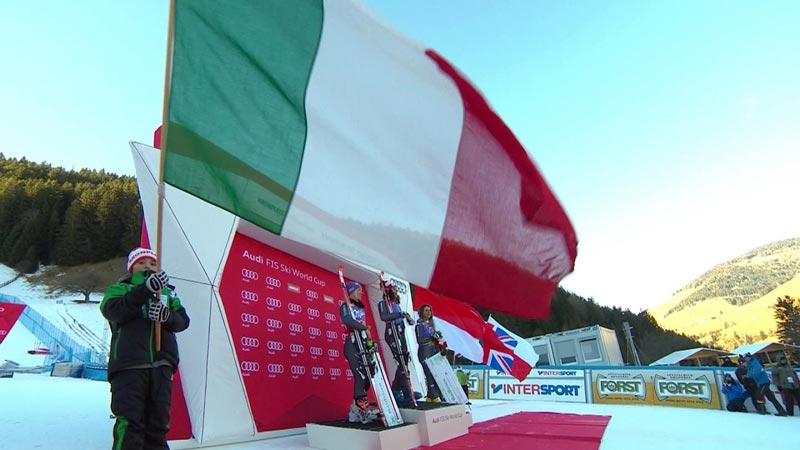 دختران برفی در راه ایتالیا | جدال نابرابر سمیرا زرگری و ملی پوشان اسکی