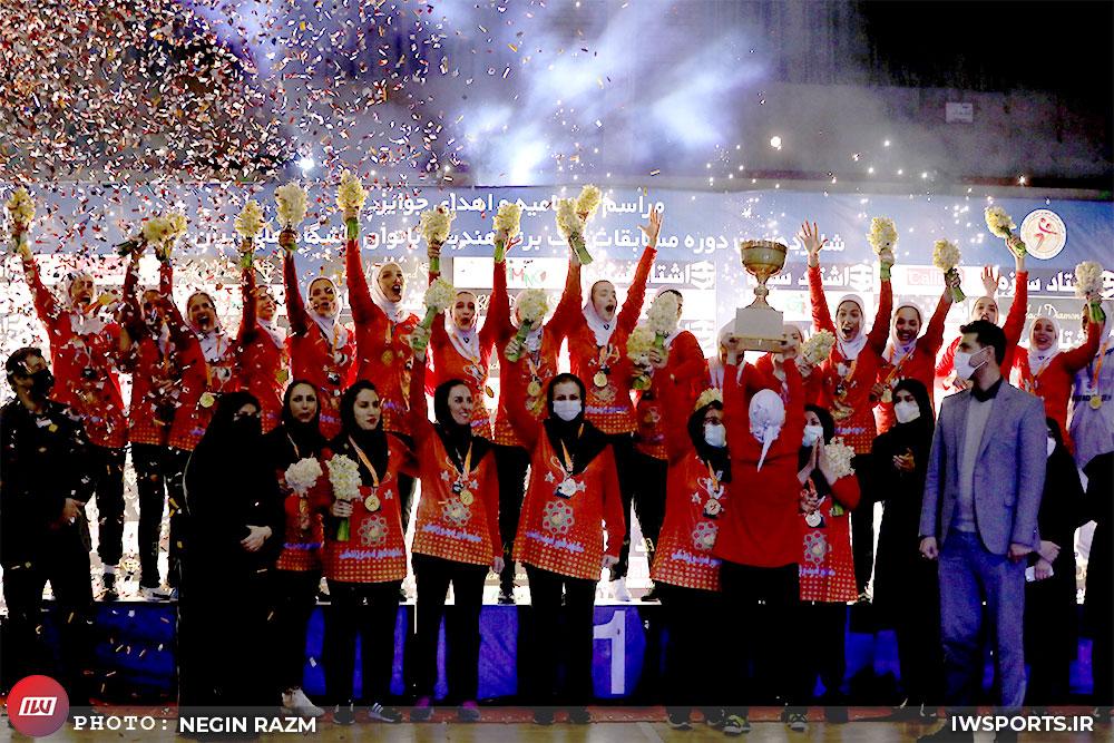 چالش جدید اشتاد سازه ؛ این بار در هندبال زنان باشگاههای آسیا