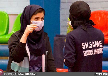 آغاز اردوی شهسواری و صفایی ایران پیش از اعزام به قطر