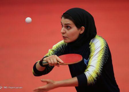 برتری دانشگاه آزاد برابر پادما یدک اصفهان در تقابل خواهران شهسواری