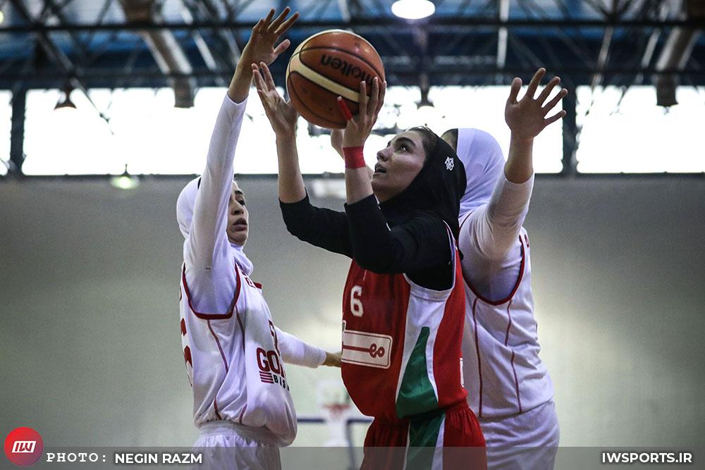 شادی-عبدالوند-مهرام-گرگان-لیگ-برتر-بسکتبال-بانوان