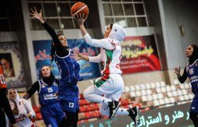 پشت صحنه لیگ بسکتبال زنان   ۱۰ نقطه عطف قابل افتخار