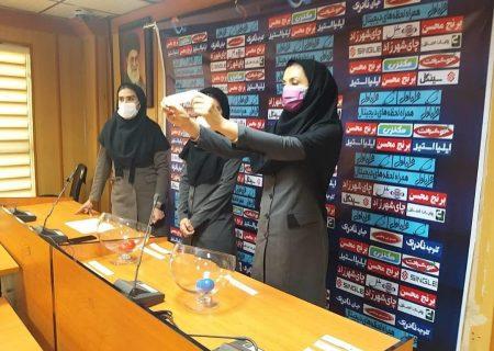 قرعهکشی مرحله پلیآف رقابت های فوتبال بانوان انجام شد + برنامه بازیها