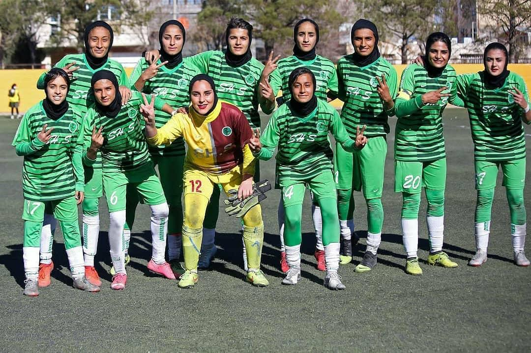 ویدئو: شهرداری بم ۱ شهرداری سیرجان ۱ | لیگ فوتبال بانوان