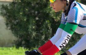 پریسا مجنونی لژیونر دوچرخه سواری ایران و تجربه جدید در بحرین