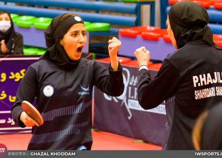تاپ تن: ۱۰ بازیکن شاخص تنیس روی میز ایران | به مناسبت ۶ آوریل