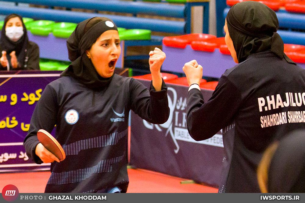 تاپ تن: ۱۰ بازیکن شاخص تنیس روی میز ایران   به مناسبت ۶ آوریل