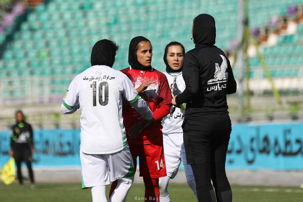 هفته نخست مرحله نهایی لیگ برتر فوتبال بانوان | فرصتی برای انتقام