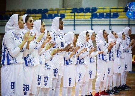 شهرداری قزوین از حضور در لیگ برتر بسکتبال کناره گیری کرد