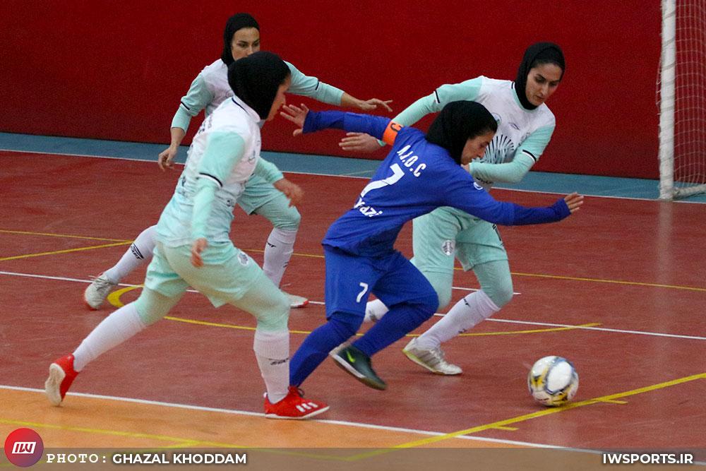 برنامه مرحله نهایی لیگ برتر فوتسال زنان اعلام شد