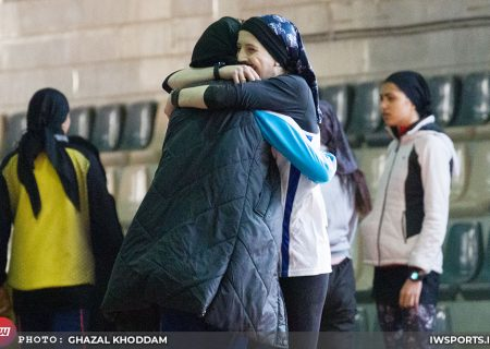 سارینا ساعدی ؛ پرنده ای برای آینده دوومیدانی ایران (تصاویر)