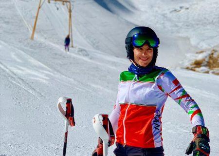 عاطفه احمدی : بدون تمرین نمیتوان رویاپردازی کرد | رنج اسکی از فقدان یک دلسوز واقعی