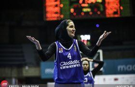 گروه بهمن و مهرام | تصاویر فینال سوم و اختتامیه لیگ برتر بسکتبال بانوان