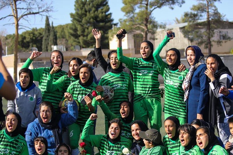 شهرداری سیرجان و هایلایتهای سبز | ایستاده بر بام فوتبال زنان