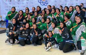 پایان رقابتهای اسکیت هاکی روی یخ با قهرمانی آنلاین تایر