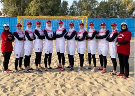 اعظم قینانی: بازیکنان سالنی برای تفریح به ساحل میآیند