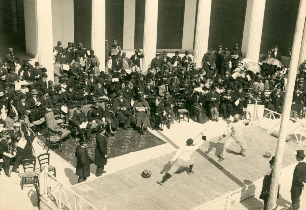 المپیک 1896 آتن ؛ عکس از Gettyimages