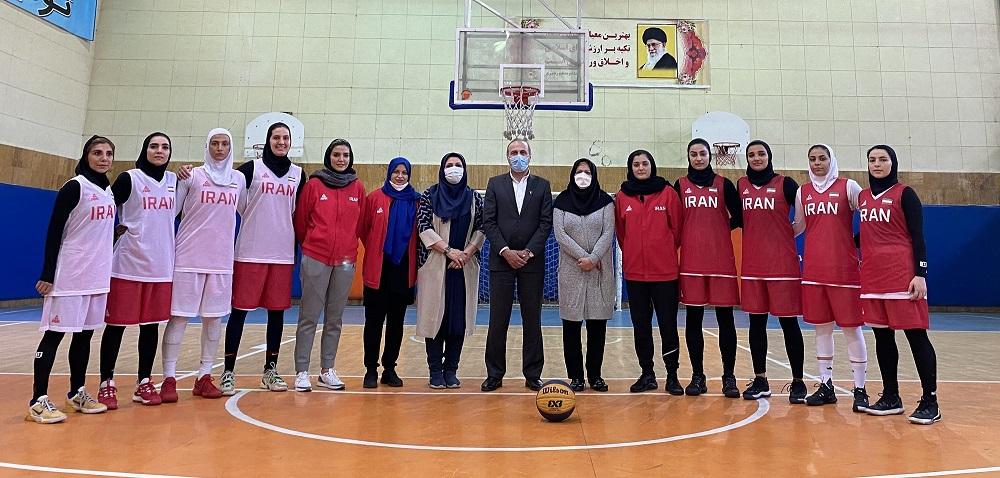 تیم ملی بسکتبال سه نفره