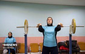 پایان کار تیم وزنه برداری زنان با رتبه نهم تیمی | فاطمه یوسفی هفتم شد
