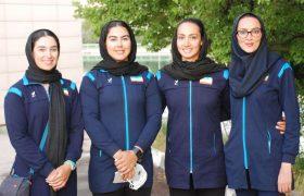 پنجره انتخابی المپیک | دختران آبهای آرام راهی تایلند شدند