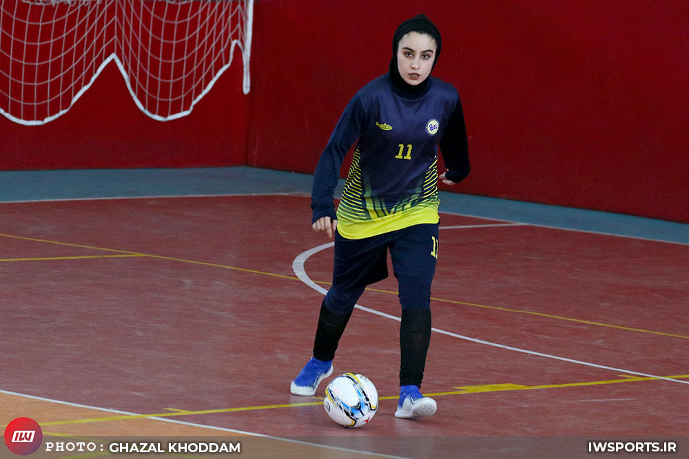 فوتسال زنان نامی نو اصفهان