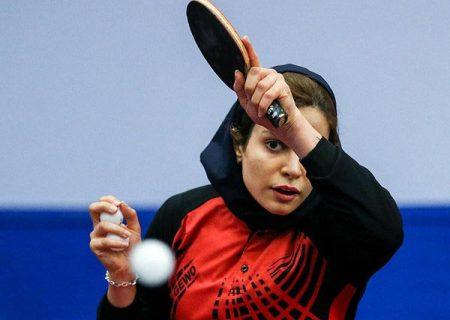 مسابقات انتخابی تیم ملی تنیس روی میز زنان
