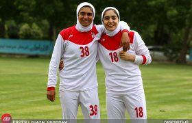 تصاویر تمرین تیم ملی فوتبال زنان – سری دوم