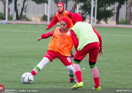 تیم ملی فوتبال جوانان دختر از سد تاجیکستان گذشت