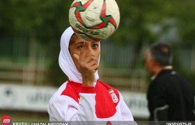 تصاویر تمرین تیم ملی فوتبال زنان – سری اول
