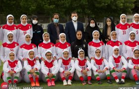 تیم ملی فوتبال زنان با مریم ایراندوست استارت زد