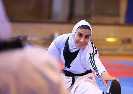 ناهید کیانی سهمیه حضور در تکواندو المپیک توکیو را کسب کرد