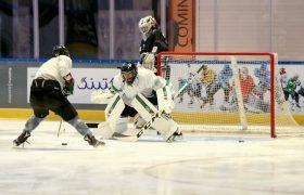 آغاز اردوی تیم های ملی اسکیت هاکی روی یخ زنان و مردان