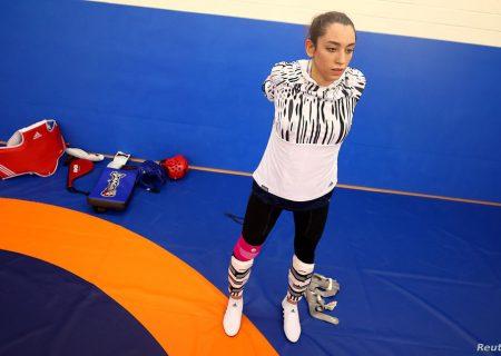 کیمیا علیزاده شانس حضور در المپیک را از دست داد | خداحافظ توکیو