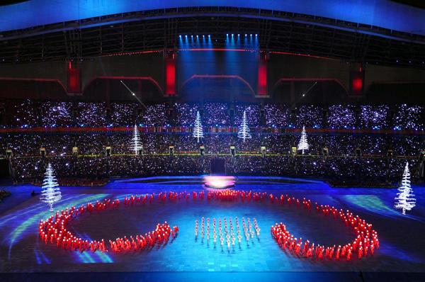 بازیهای پارا آسیایی ۲۰۱۰ گوانگجو