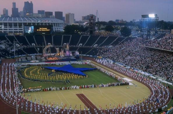 پارالمپیک ۱۹۹۶ آتلانتا