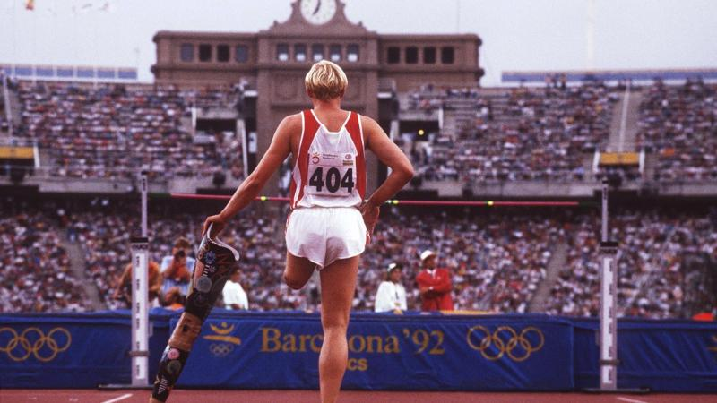 پارالمپیک ۱۹۹۲ بارسلون