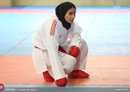 رزیتا علیپور شانس حضور در المپیک توکیو را از دست داد